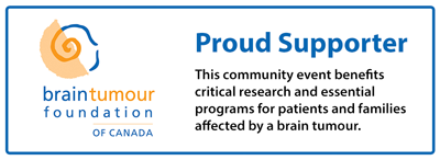 Brain Tumour Foundation of Canada - Proud Supporter